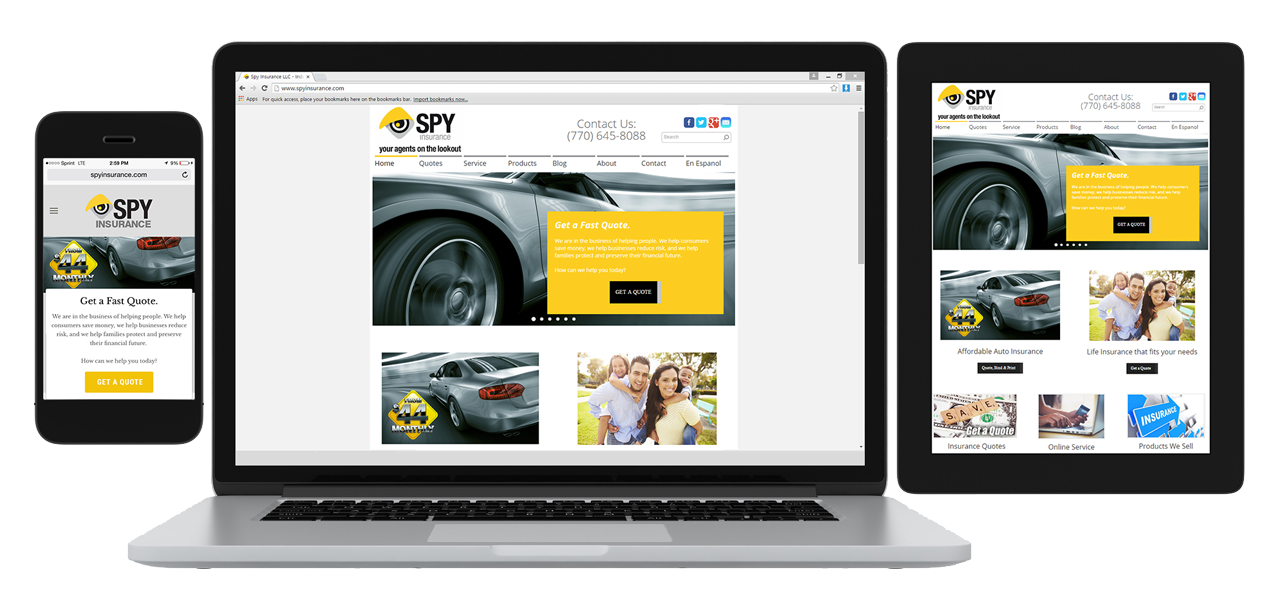 Car Insurance Auto Insurance Quotes Spyinsurance